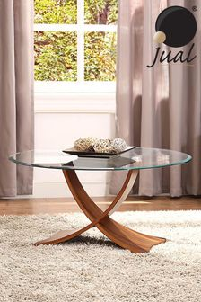 Siena Walnut Coffee Table By Jual