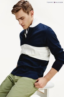 Tommy Hilfiger Colourblock Rugby Polo