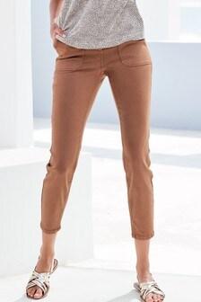 Utility Skinny Trousers