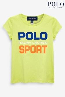 Ralph Lauren Green Polo Sport T-Shirt