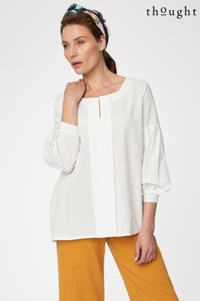 Thought White Benetta Blouse