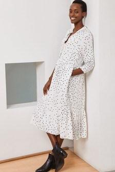Baukjen White Winslet Dress