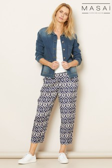 Masai Blue Petrina Trousers