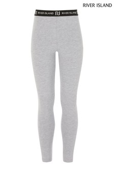 River Island Grey Leggings