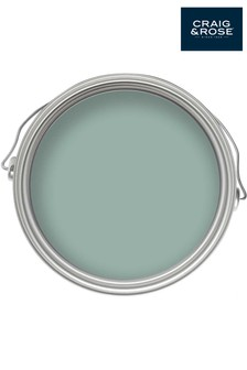 Chalky Emulsion Morris Blue Paint by Craig & Rose