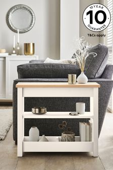 Malvern Storage Sofa Side Table