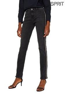Esprit Black Slim Denim Jeans