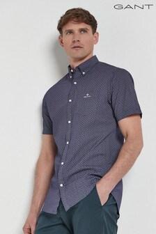 GANT Regular Micro Dot Shirt