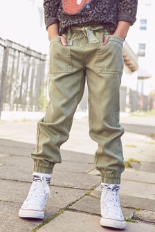 TENCEL™ Tie Belted Trousers (3-16yrs)