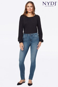 NYDJ Mid Blue Alina Denim Leggings