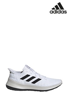 Белые кроссовки adidas SenseBoost
