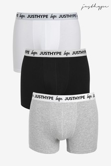 Hype. Mens Boxers Three Pack