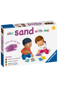 Ravensburger A, B, C Sand with Me Game