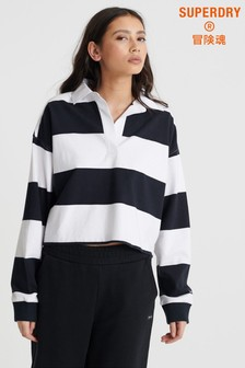 Superdry Organic Cotton Edit Rugby Top