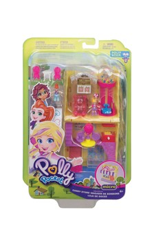 Polly Pocket Pollyville Candy Store Playset
