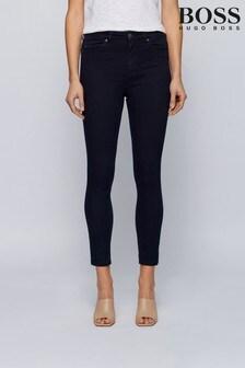 BOSS Super Skinny Crop Jeans