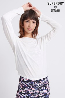 Superdry Studio Long Sleeved Top