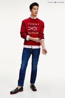 Tommy Hilfiger Bleecker修身彈力牛仔褲
