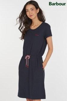 Barbour® Coastal Navy Jersey Baymouth Dress