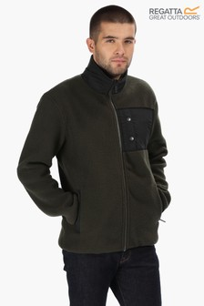 Regatta Green Cayo Full Zip Fleece