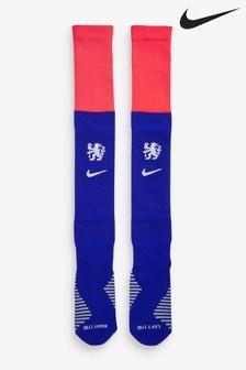 Nike Blue Chelsea FC Third 20/21 Football Socks