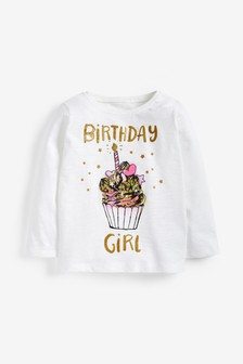 Birthday Girl T-Shirt (3mths-7yrs)