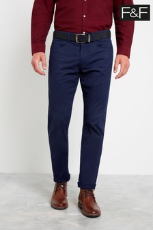 F&F Navy Trousers
