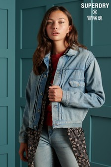 Superdry Limited Edition Dry Japanese Worker Jacket