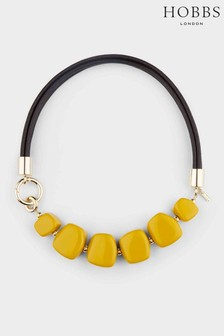 Hobbs Yellow Naomi Necklace