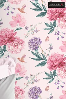 Arthouse Spring Bloom Floral Wallpaper