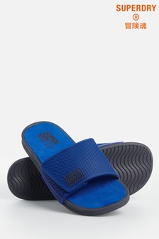 Superdry Premium Crewe Sliders