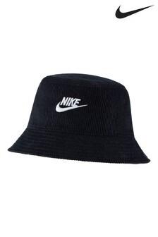 Nike Black Cord Bucket Hat