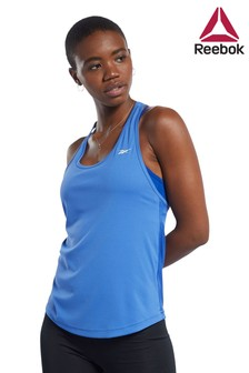 Reebok Performance Mesh Tank Top