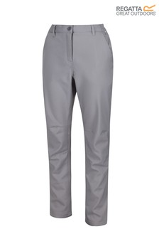 Regatta Grey Womens Fenton Softshell Trousers