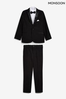 Monsoon Black Benjamin Tuxedo