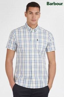Barbour® Short Sleeve Tattersall Shirt