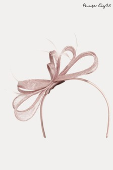 Ph8 Neutral Marcella Headband Fascinator