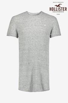 Hollister Short Sleeved Logo T-Shirt