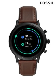 Fossil™ Carlyle Leather Smartwatch