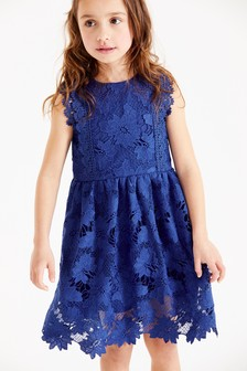 Lace Dress (3-16yrs)
