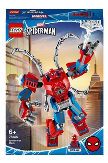 LEGO 76146 Super Heroes Marvel Spider-Man Mech Building Set