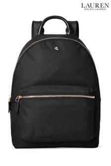 Lauren Ralph Lauren Clarkson Soft Nylon Backpack