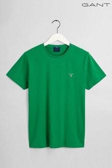 GANT Green Original T-Shirt