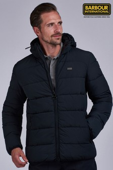 Barbour® International Court Quilted Jacket