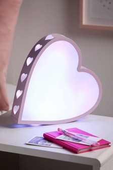 Heart Light Box