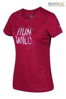 Regatta Women's Fingal V Quick Dry T-Shirt