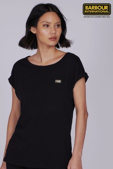 Barbour® International Pocket Logo Qualify T-Shirt