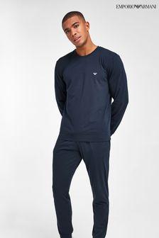Emporio Armani Loungewear Crew Set
