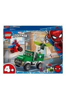 LEGO® Super Heroes Marvel® Spider-Man™ Vulture's Trucker Robbery Set 76147