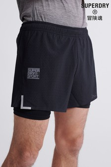 Superdry Training Lightweight Shorts